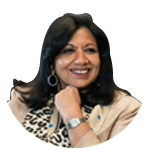Dr. Kiran Mazumdar Shaw in Bada Business
