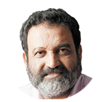 T.V. Mohandas Pai in bada business